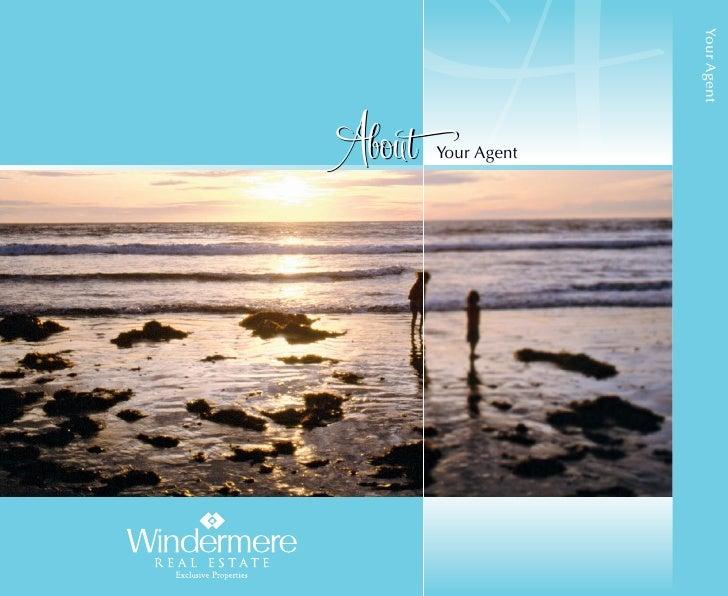 Windermere Listing Book