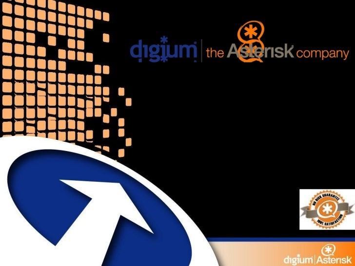 """An Open Source  VoIP Primer Danny Windham CEO Digium, Inc """" The Answer is Open"""""""