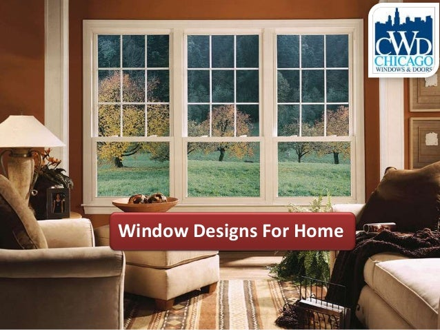Window designs to make your home beautiful for Beautiful window design