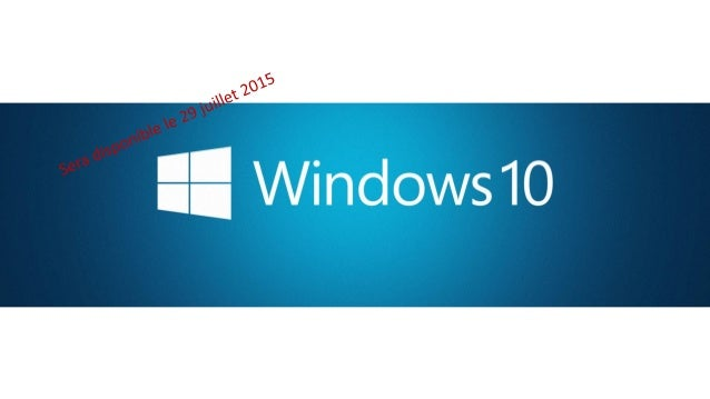 Digicomp 2 Bienvenue à la présentation «Windows 10 – What's new»