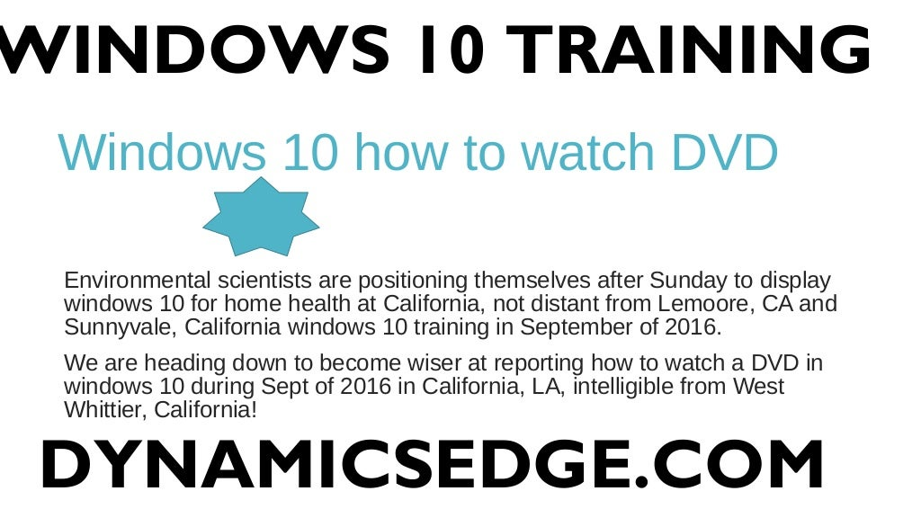 Windows 10 developer mode training