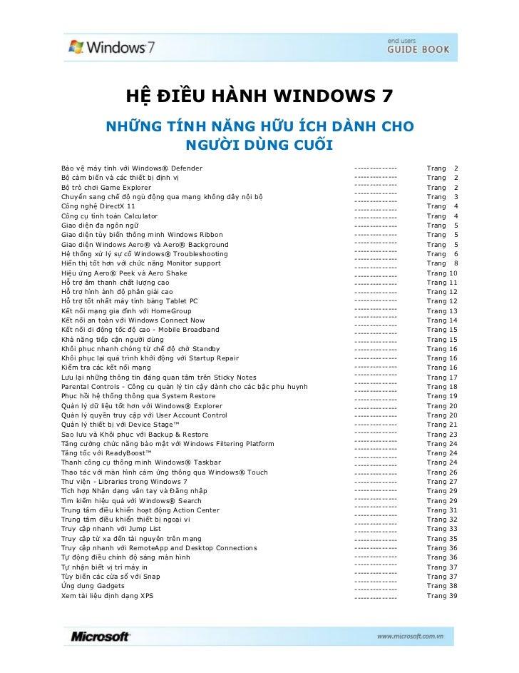 Windows7 guidebook-end-users