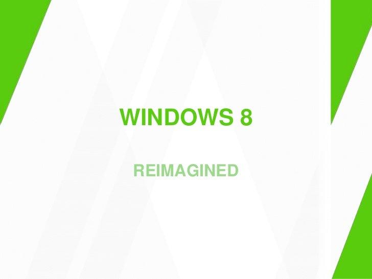 MTM - Windows 8