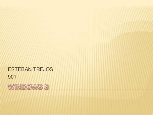 ESTEBAN TREJOS901