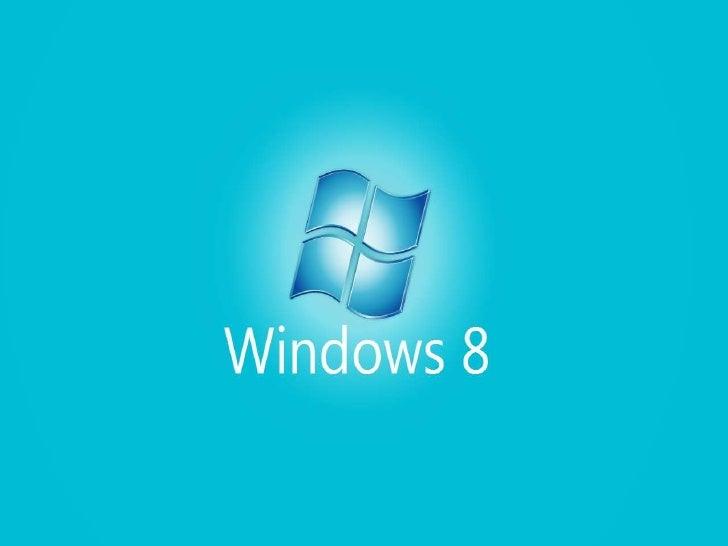 Windows 8 mimari