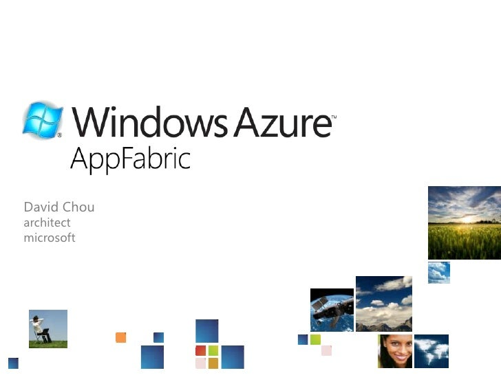 Windows Azure AppFabric
