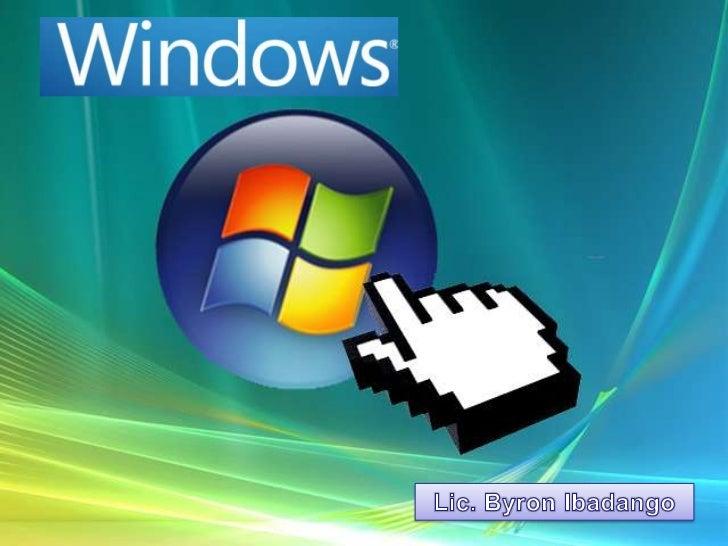 Windows clase 2011