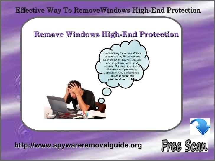 EffectiveWayToRemoveWindowsHighEndProtection            How To Remove     RemoveWindowsHighEndProtection       ...