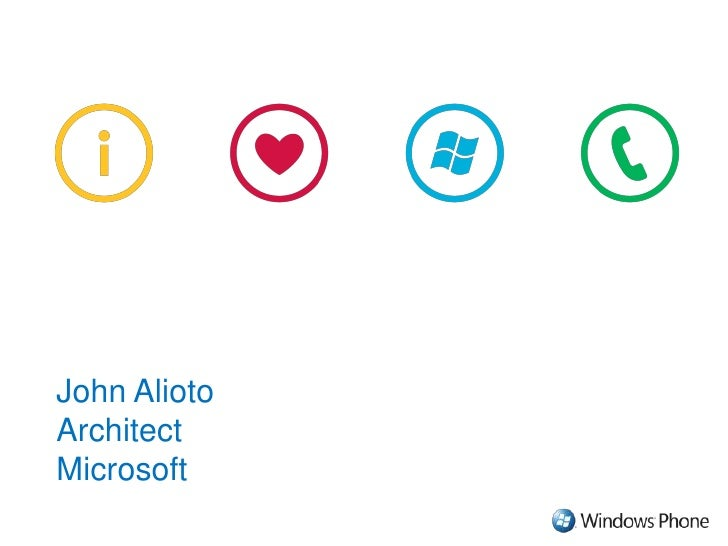 Windows Phone 7 Overview