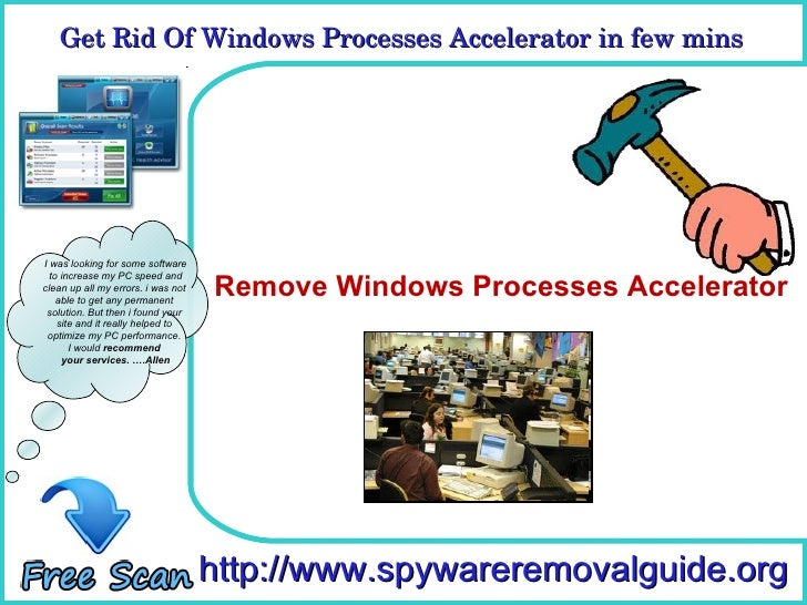 Get Rid Of Windows Processes Accelerator in few mins    Get Rid Of Windows Processes Accelerator in few mins              ...