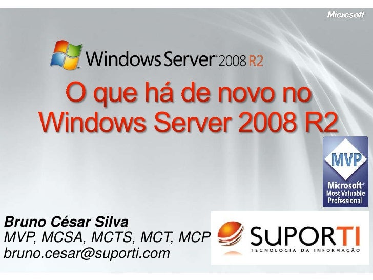 Windows Server 2008 R2 Overview Brz