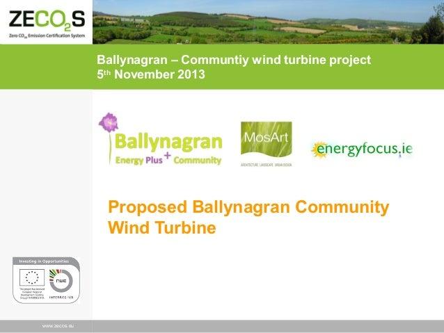 Wind presentation v4 by Tim Ryan
