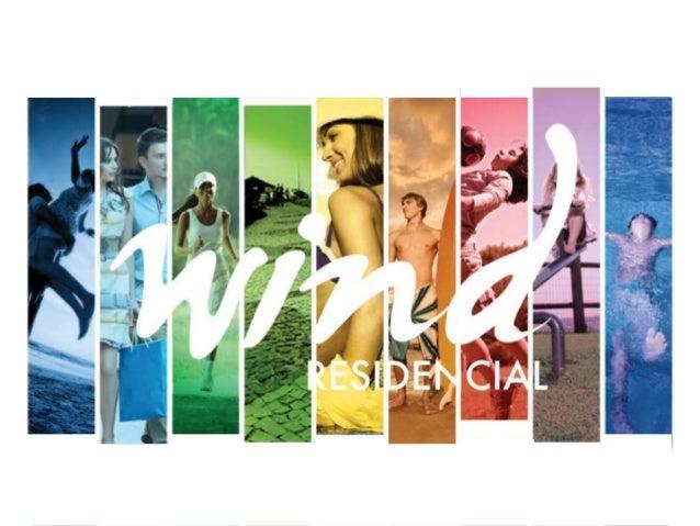 Wind Rresidencial Apartamentos de 2 e 3 quartos em Jacarepaguá na Estrada dos Bandeirantes