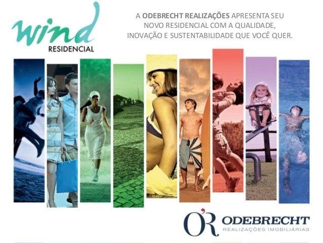 Wind Residencial, Lançamento da Odebrechet, 2556-5838, apartamentos no Rio