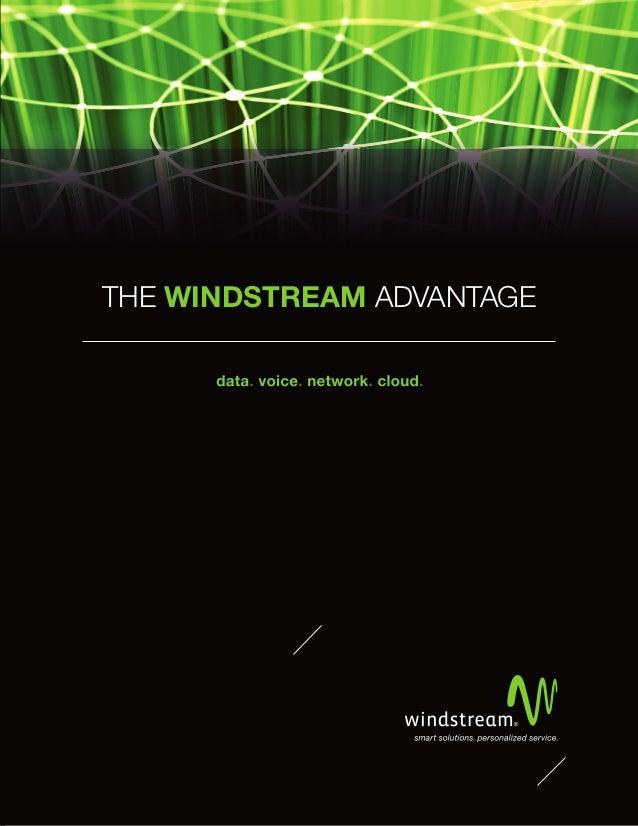 Windstream Corporate Brochure