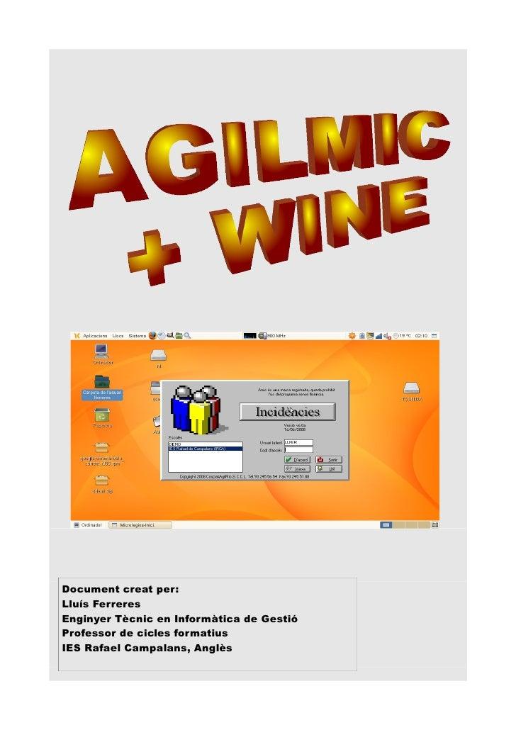 Wine Amic