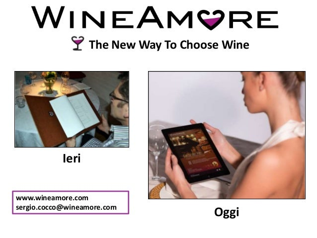 WineAmore per Vinix Unplugged Unconference 2013