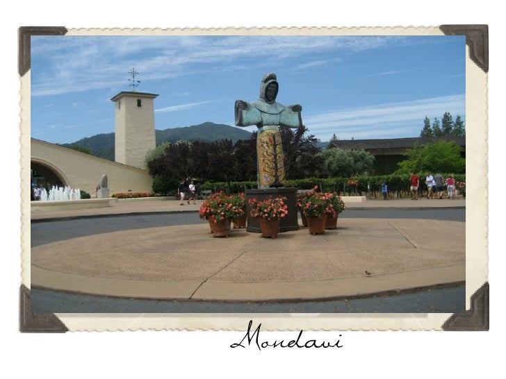 Heirloom Travel: Wine Country - Wineries