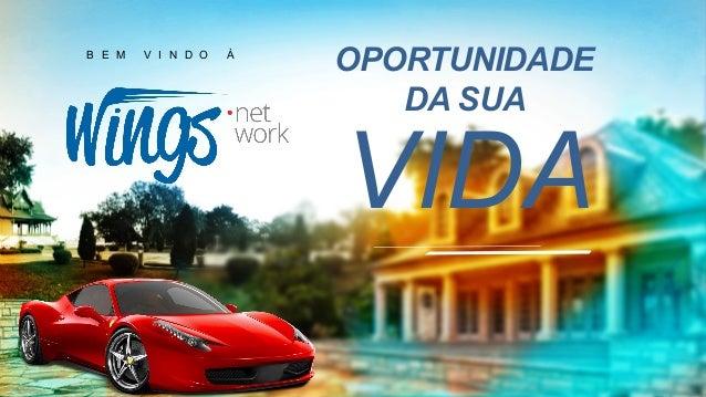 Wingsnetwork Plano de Compensação em Português