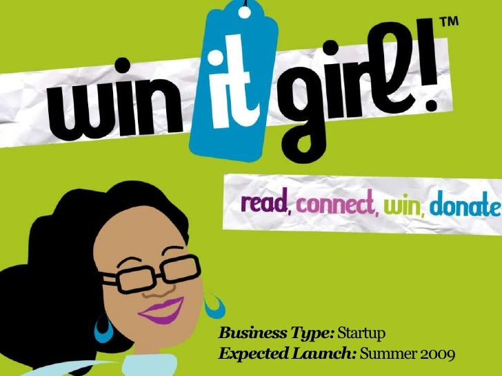 Introducing Win It Girl