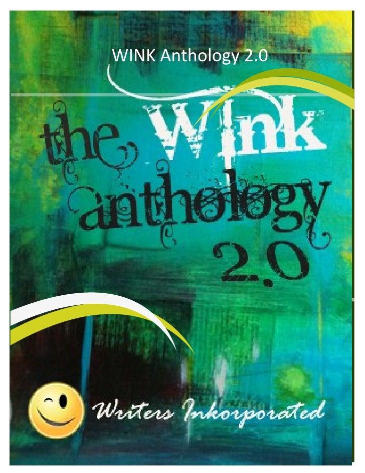WINK Anthology 2.0