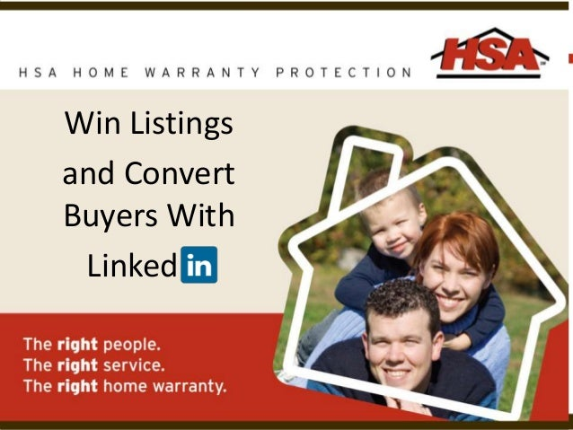 Win Listingsand ConvertBuyers WithLinked _