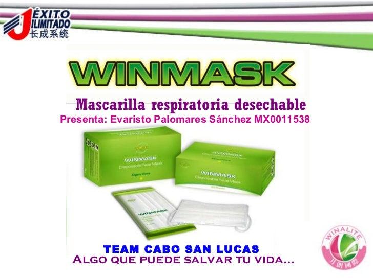 Winmask_Winalite_Cabo