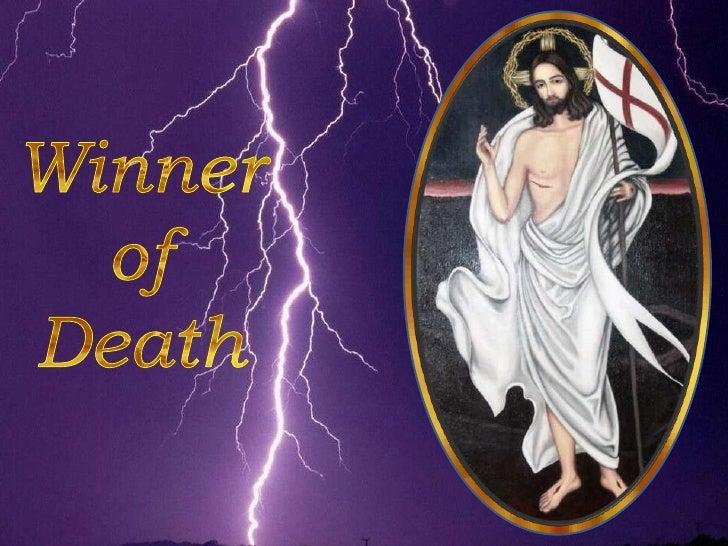 Winner <br />of <br />Death<br />