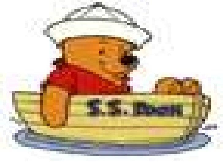 Winnie pooh sugar pie