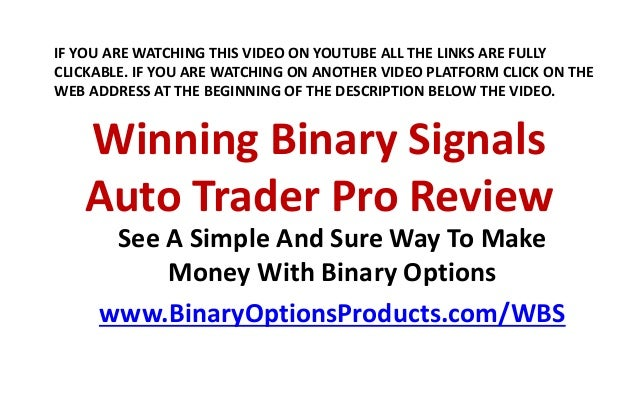 Quantum binary signals auto trader reviews