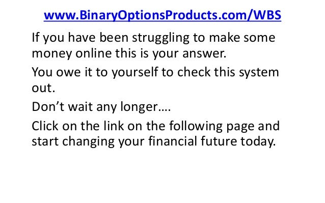 Binary options xposed autotrader