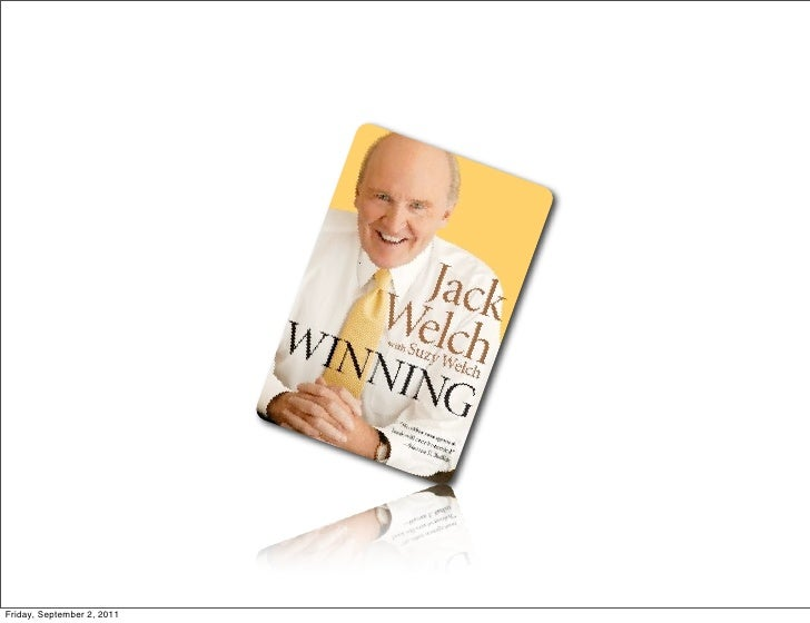 Jack Welch - Winning