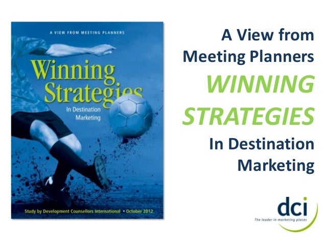 Winning Strategies: A View from Meeting Planners