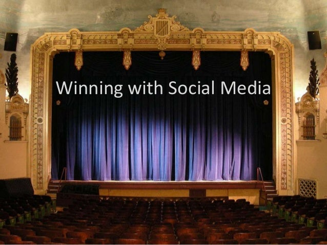 Winning with Social Media