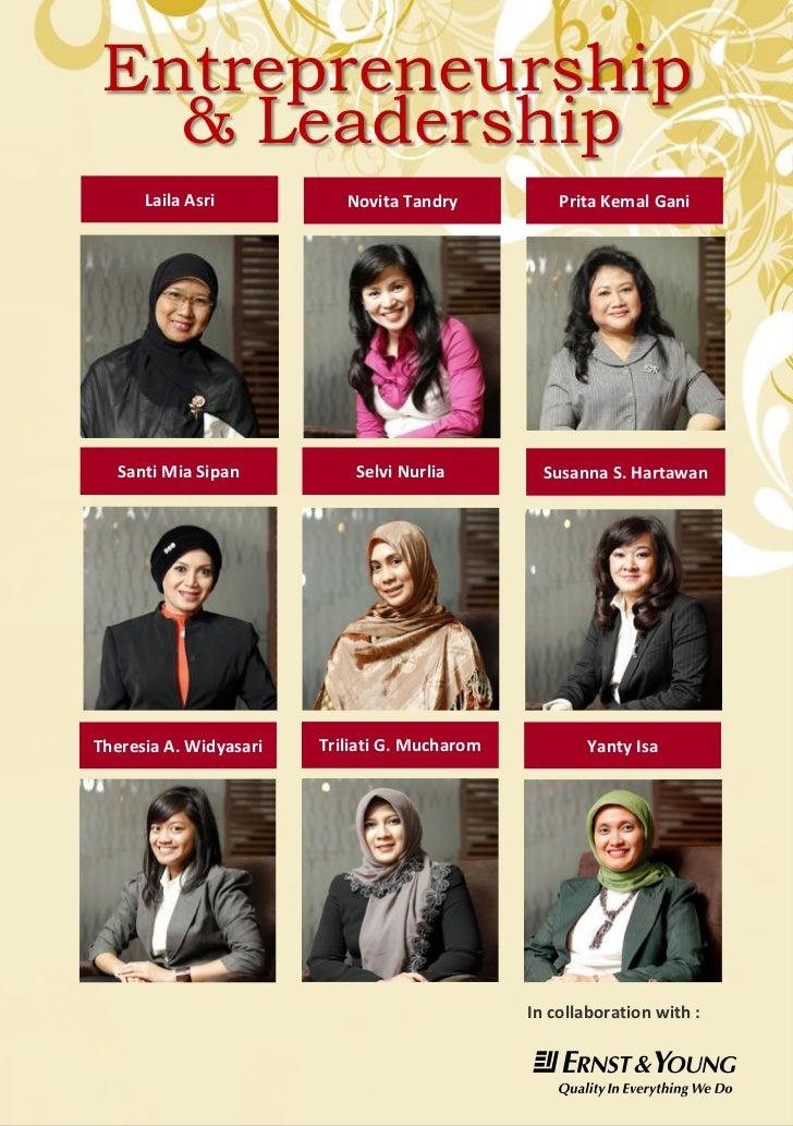 Winning Women Indonesia Founder Profile