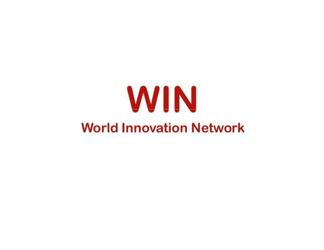 WINWorld Innovation Network
