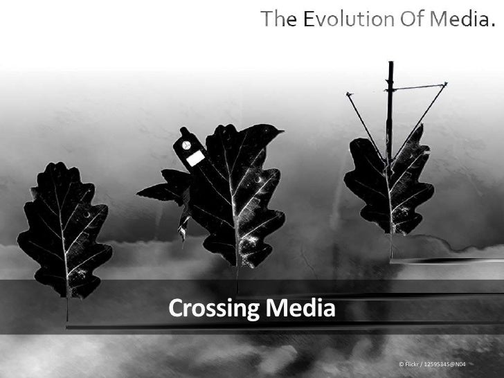 Crossing Media<br />© Flickr / 12595345@N04<br />