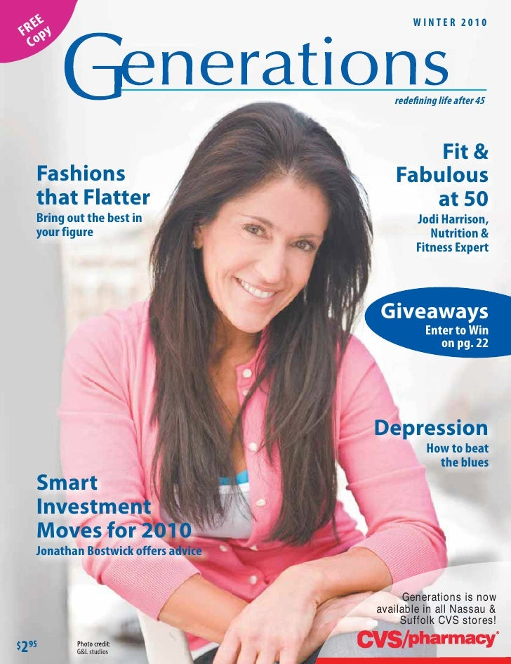 Generations Magazine Winter 2010
