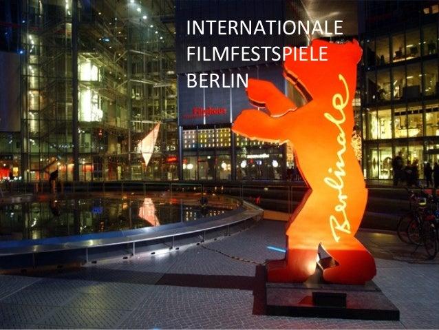 INTERNATIONALEFILMFESTSPIELEBERLIN