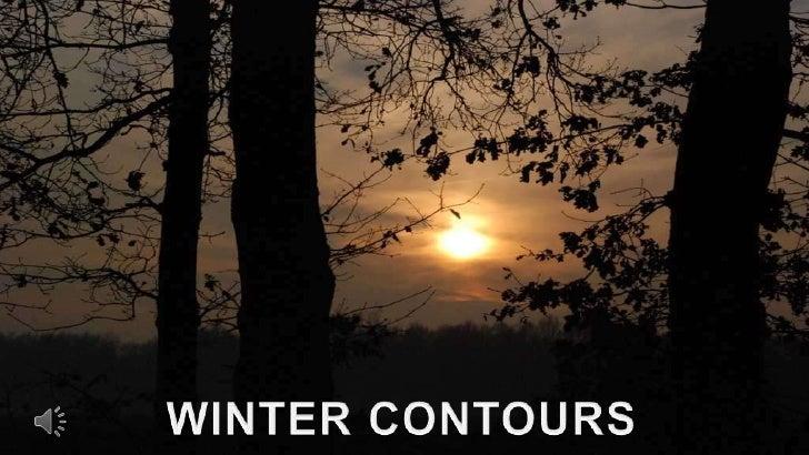 WINTER CONTOURS<br />