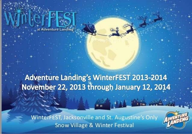WinterFEST 2013-2014 Sponsorship