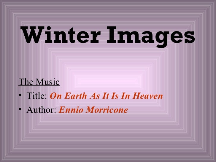 White Winter Images