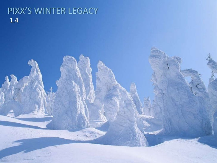PIXX'S WINTER LEGACY1.4