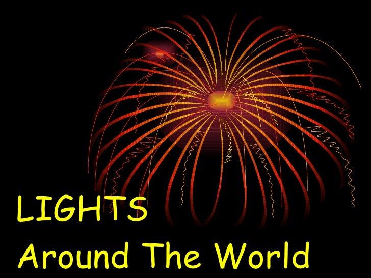 Lights Around The World