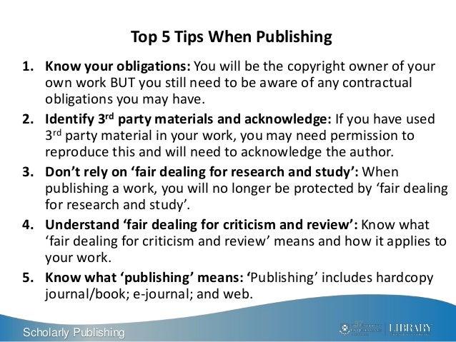 publish phd thesis
