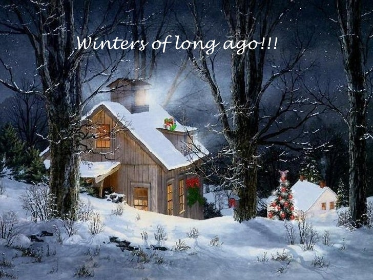 Wintersoflongago