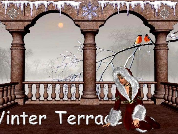 WINTER  TERRACE  ppsx