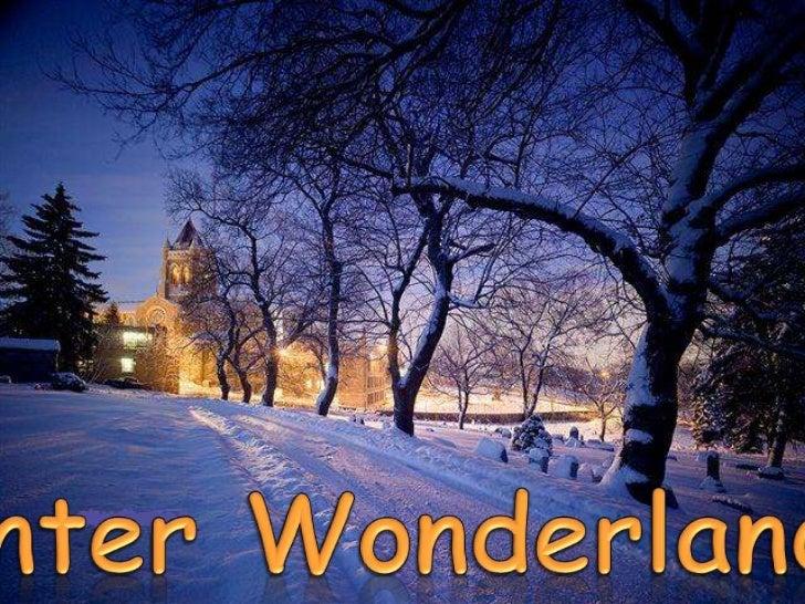 Winter Wonderland 3