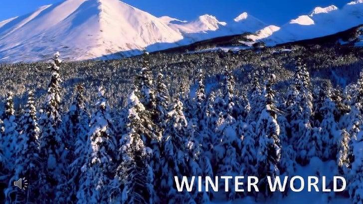 WINTER WORLD<br />