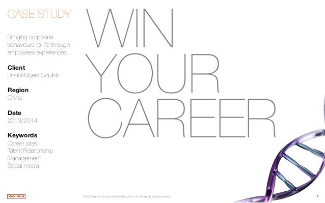 Win Your Career - BMS